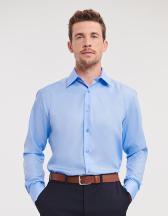 Men`s Long Sleeve Tailored Ultimate Non-Iron Shirt